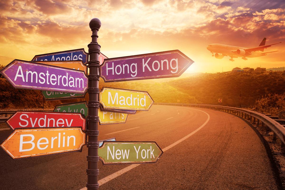 Nos conseils pour votre tour du monde