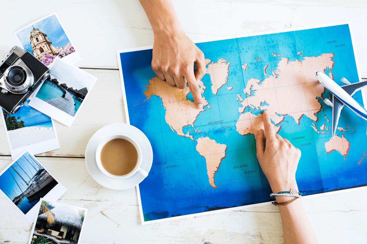 Quand partir faire un tour du monde ?
